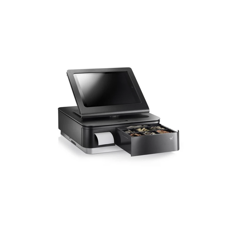Star Micronics, Multi-Function, Pop10 Wht Usmpop, Black, Integrated Printer & Cash Drawer