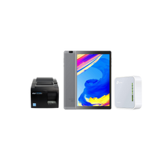 Cuboh Starter Bundle, Inc Printer, Tablet and Travel Router