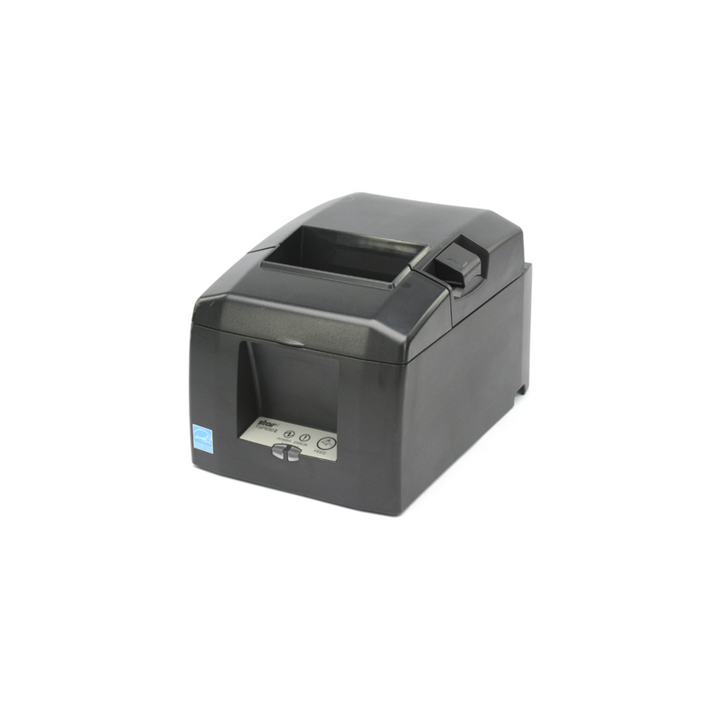 Star Micronics, Thermal Printer, TSP654IIBI2-24 US, TSP650II, Thermal, Cutter, Bluetooth IOS Ext PS Included