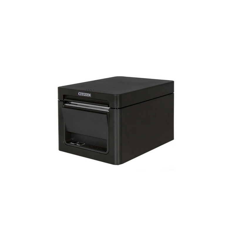 Citizen, Thermal Pos, CT-E651, Front Exit, Usb & Lan, Black