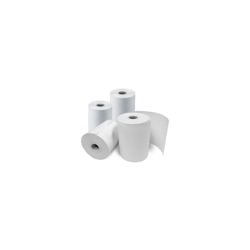 "Standard 3.125"" Thermal Receipt Paper- Case Of 50"