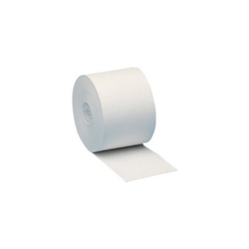 "Thermamark, Consumables, Thermal Receipt Paper, 2.25""(58mm)X 34'(10.36m), Coreless, 1.06""(26.92mm)OD, White, BPA Free, 100 RPC, Priced Per Case"