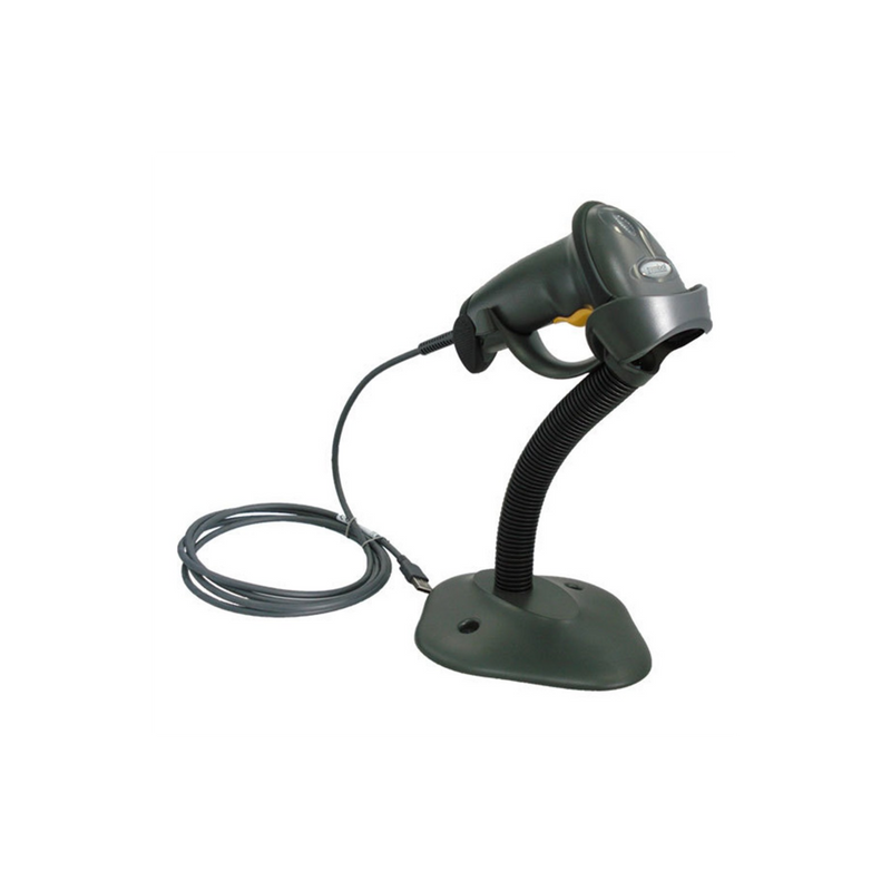 Zebra EVM, LS2208, Usb(PC) Kit, Includes cable and stand, North America only, (Black)