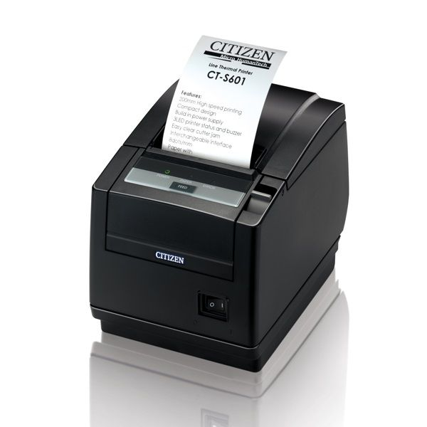 Citizen CT-S601II Receipt Printer