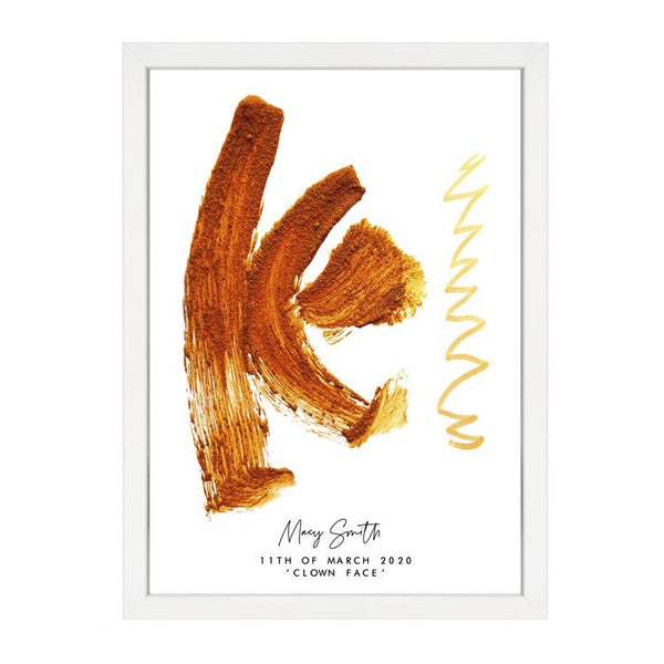 TURN YOUR KIDS ART INTO A PRINT 2