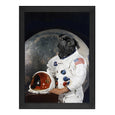 CUSTOM ANIMAL ASTRONAUT PRINT