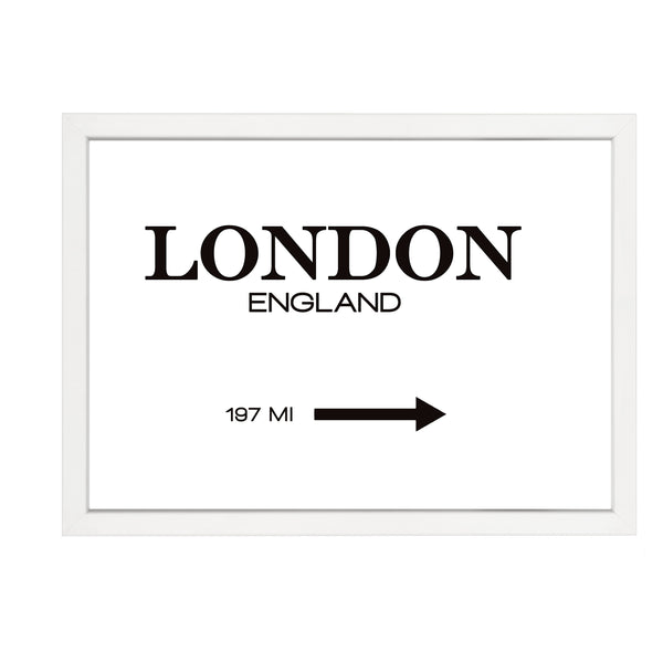 LONDON MARFA PRINT