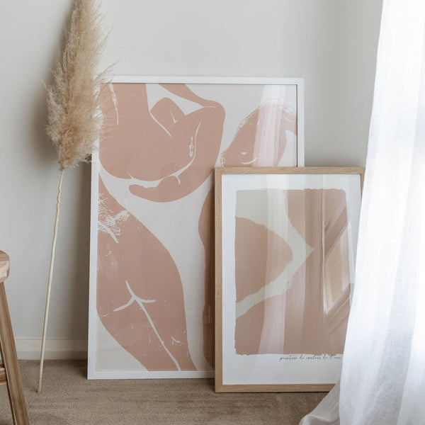 BLUSH INK GALLERY WALL