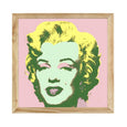 MARILYN SOFT PINK PRINT