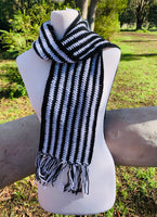 Collingwood Colored Scarf