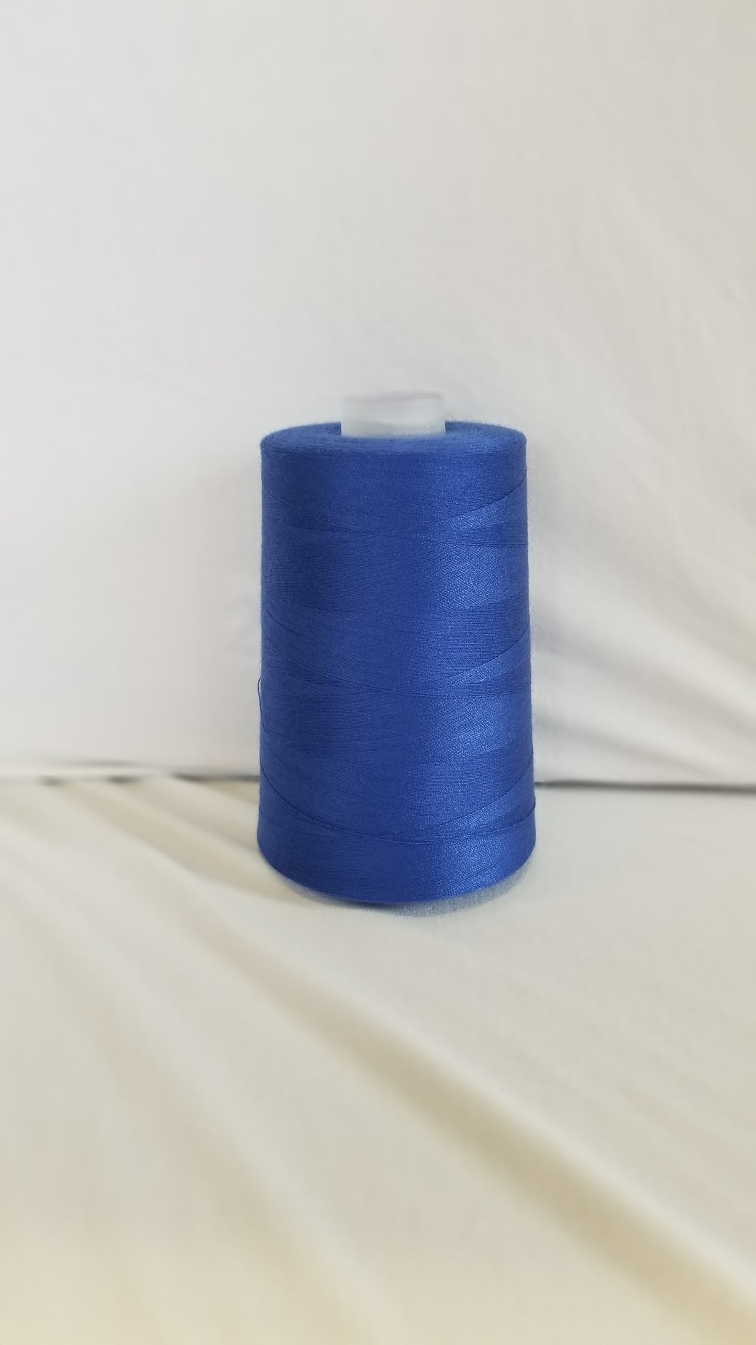 Fil 6000 verges bleu royal (324) Polyester