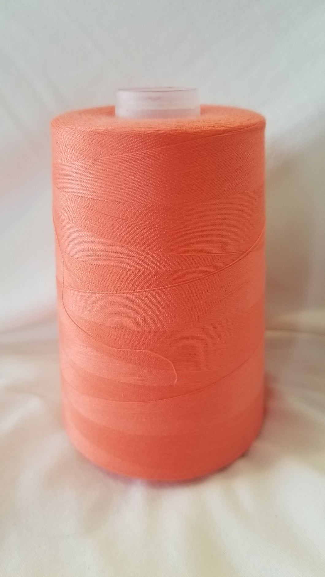 Fil 6000 verges orange pastel  (039) Polyester