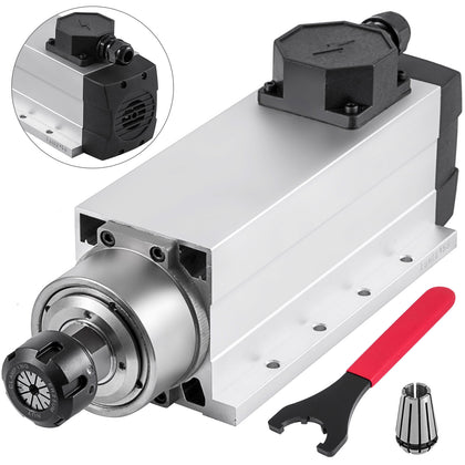 4kw Spindle Motor Linearmotor Luftgekühlte Er25 High Speed Milling Engraving