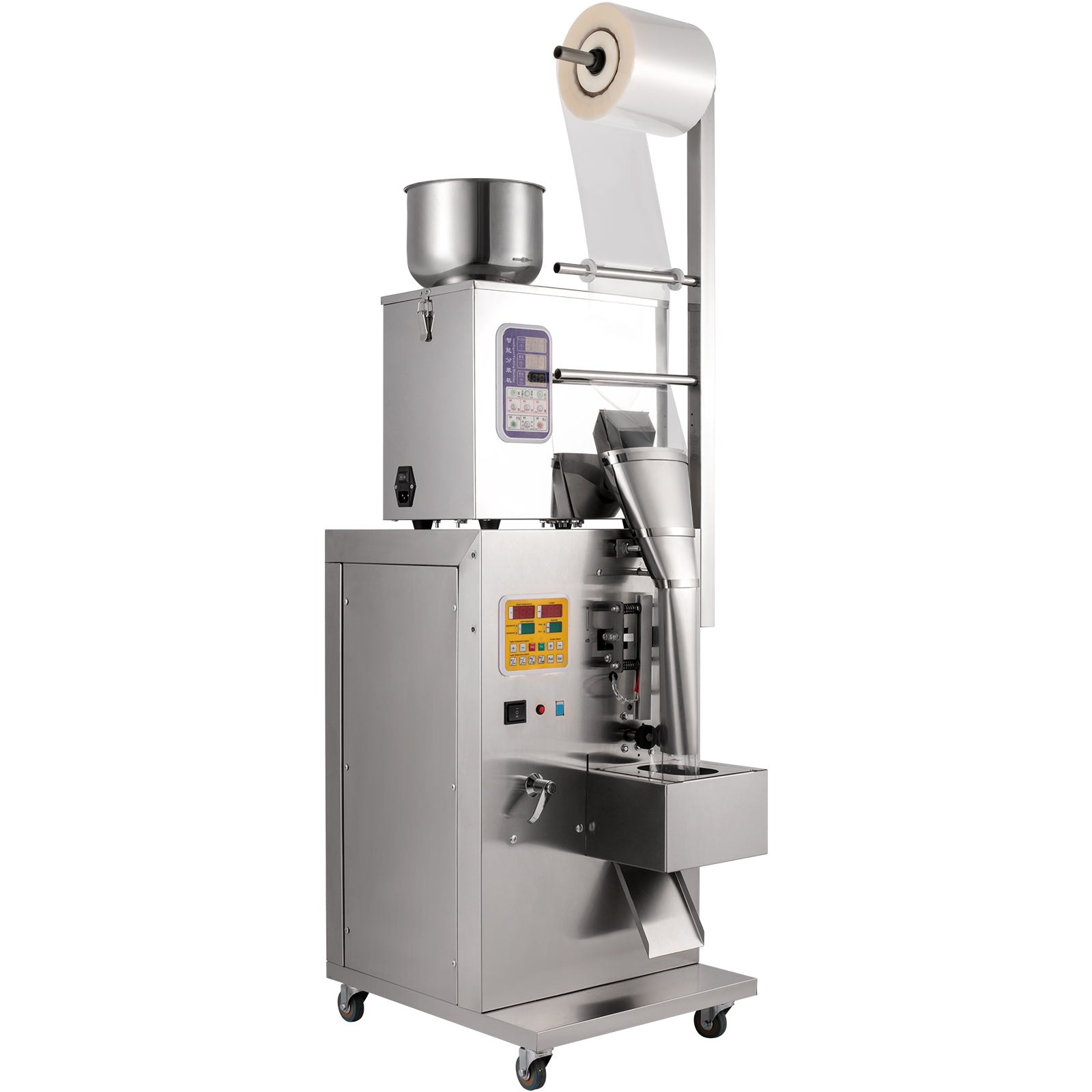 Pulver Abfüllmaschine Pulverfüllmaschine 1-100g 60w Powder Filling Machine
