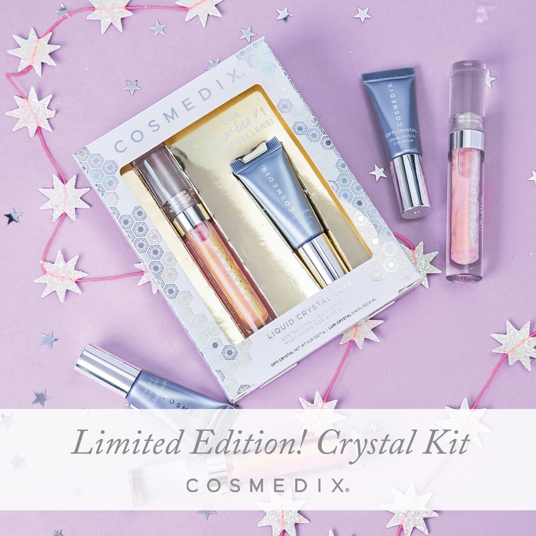 Cosmedix Crystal Kit