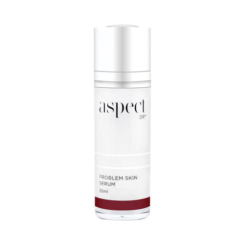 Aspect DR Problem Skin Serum-Cove Medispa-Skincare-treatments-Australia-Perth-Problem Skin Serum by Aspect Dr is a true multitasker. It's a true best friend to skin types exhibiting inflammation and/or breakouts. Suitable for use on its own as a moisturiser or excellent at layering underneath your preferred moisturiser for an additional boost of hydration, soothing and acne management.