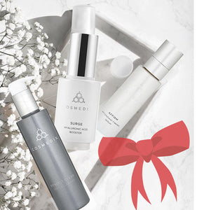 Christmas Essentials- Hydrating / Healing Skin Care Gift Pack-Cove Medispa-Skincare-treatments-Australia-Perth-This Beautifully curated Christmas gift pack comes with the following full size Cosmedix Products: 1x Benefit Clean 1x Surge 1x Affirm With the purchase of your two hydrating, skin energising AM &PM serums, you will recieve this pack with a FREE Benefit Clean! Valued at over $375. *Limited Stocks Apply Hydrating / Healing Skin Care Gift Pack $300!