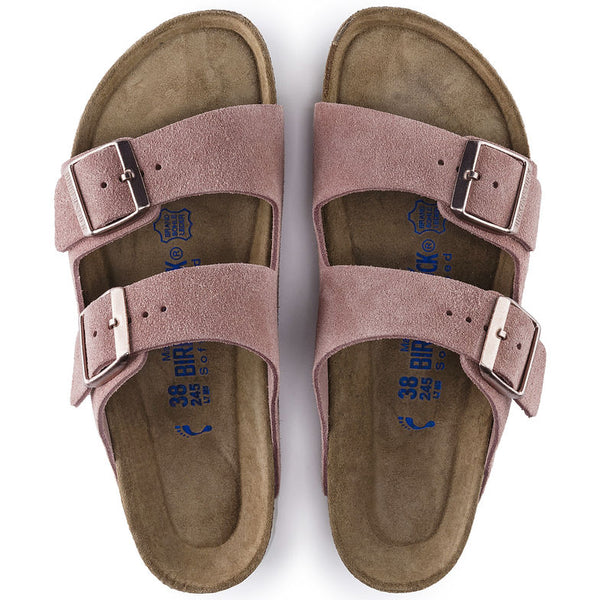 Arizona - Suede Leather - Rose