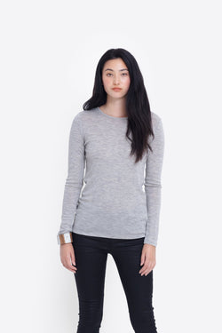 Pure Merino Long Sleeve Top