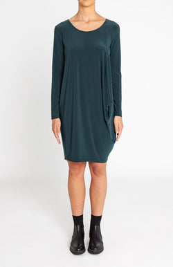 Nicholson Dress - Forest