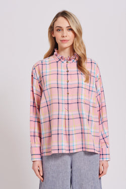 Bella Shirt - Peach