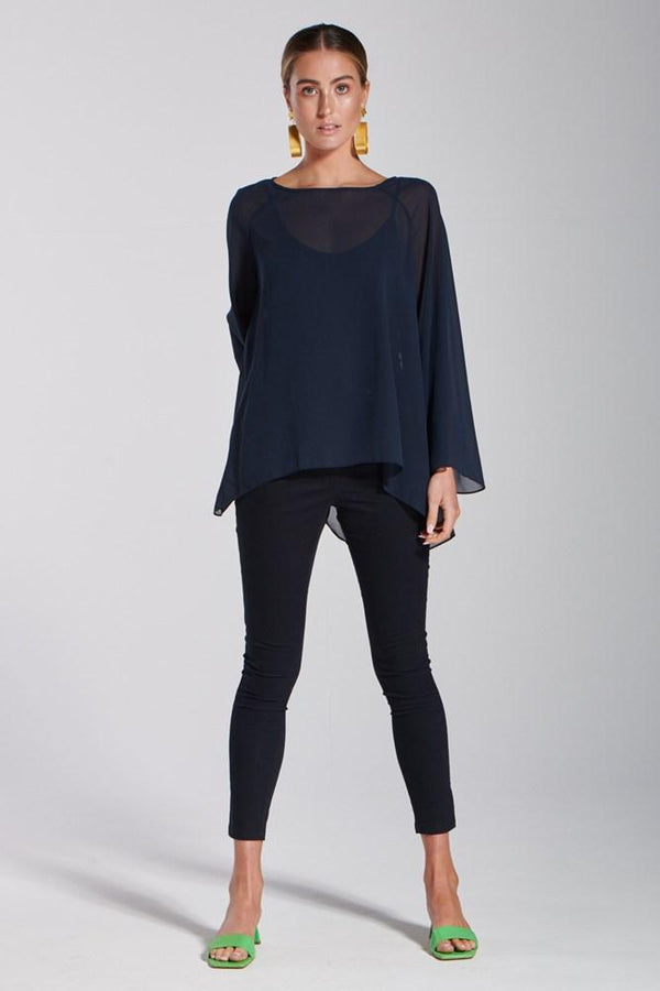 Emerson Top - Navy