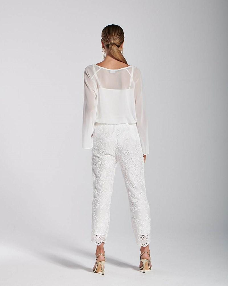 Emerson Top - White