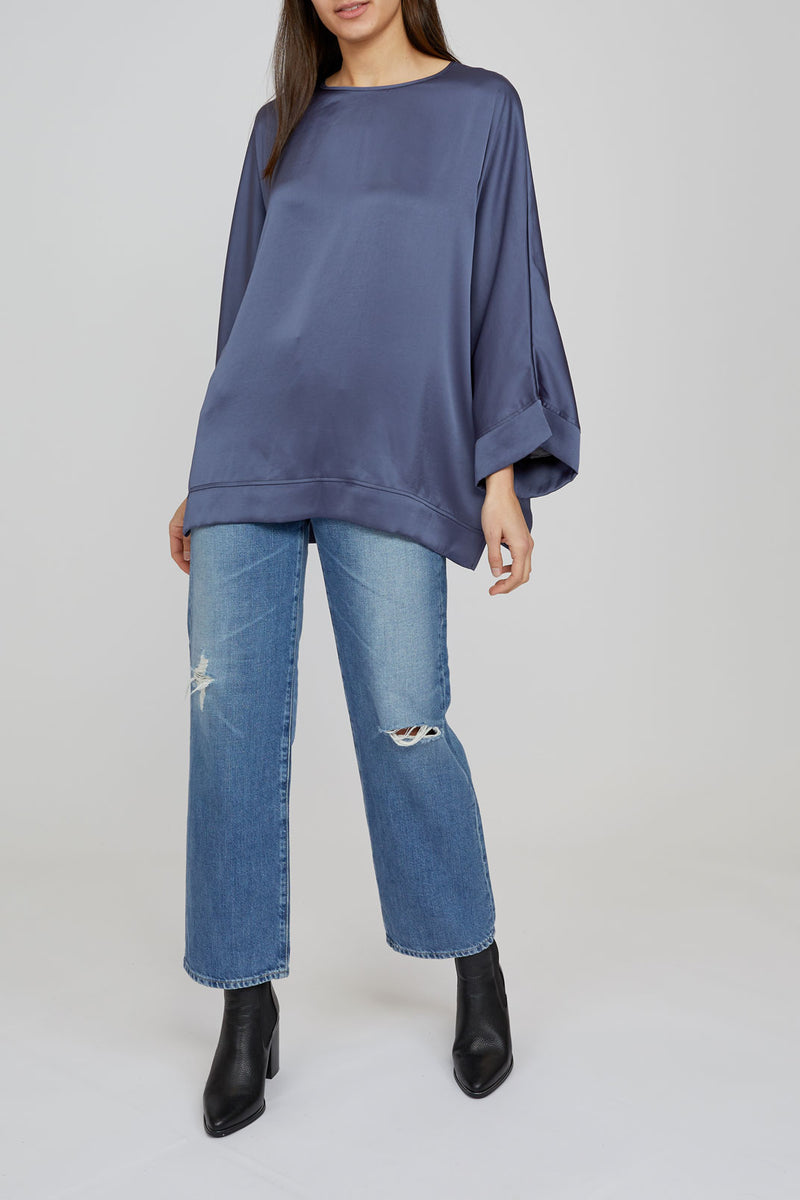 Mae Top - Denim