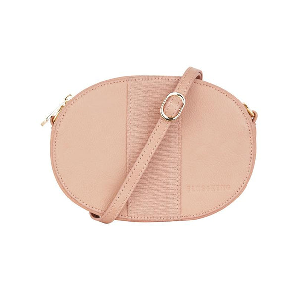 Lexington Crossbody - Nude Pebble