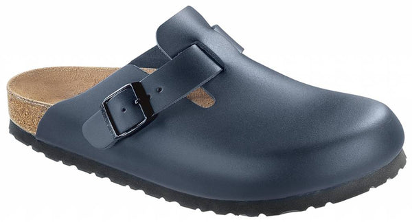 Boston Smooth Leather - Blue