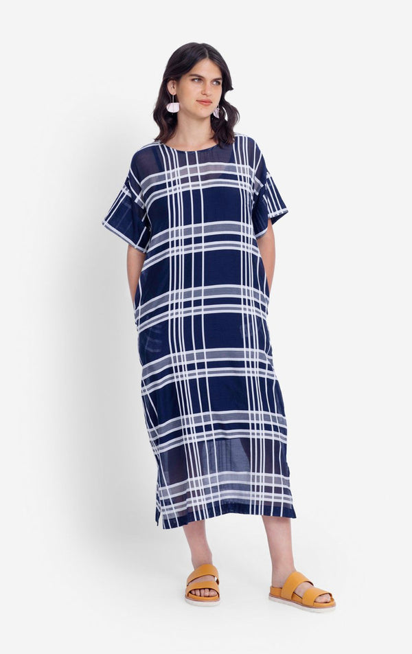 Janeke Plaid Dress - more colours