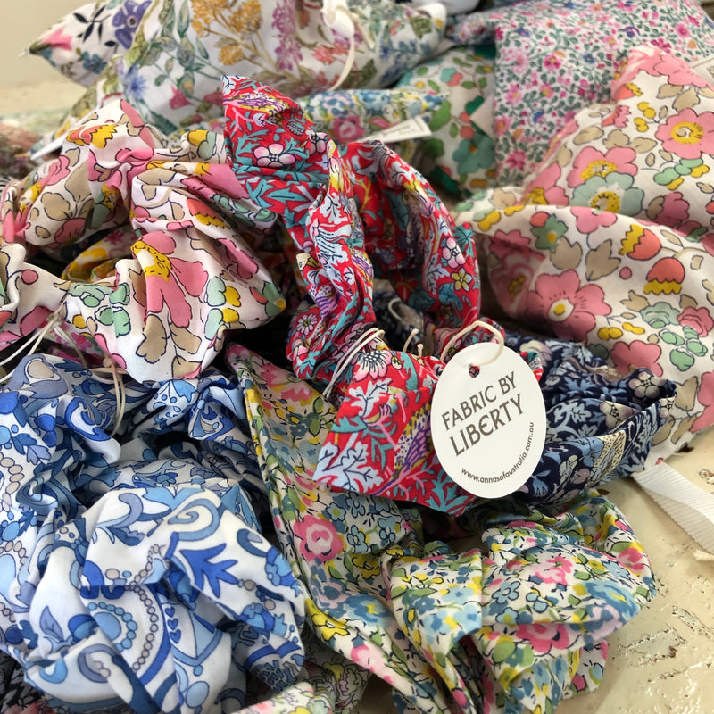 Liberty Print Scrunchie