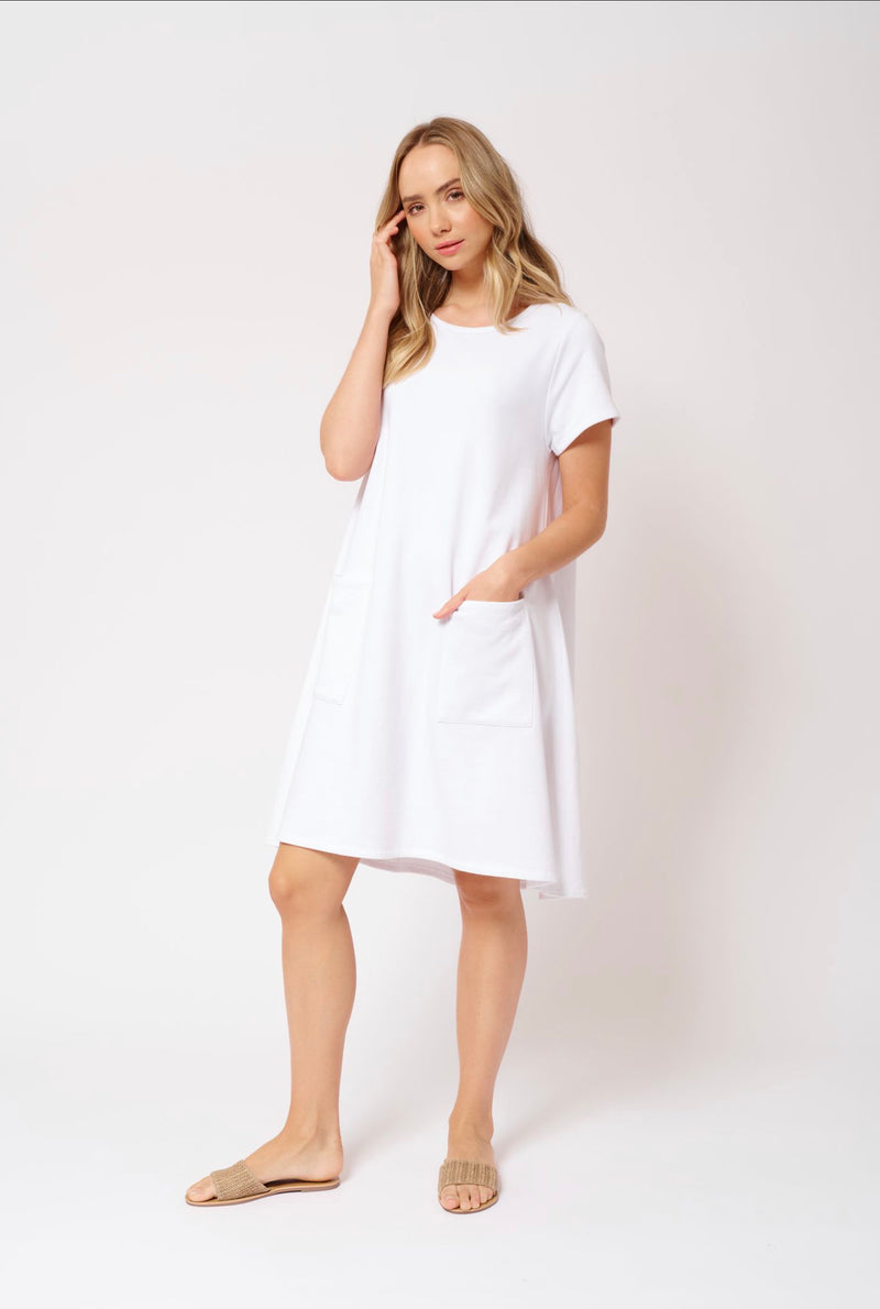 Paradiso Dress - White