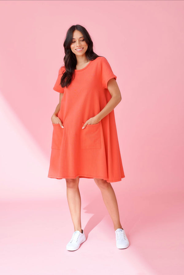 Paradiso Dress - Blush