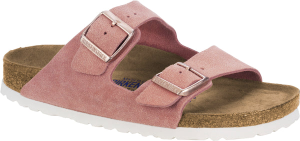 Arizona Suede Leather - Rose