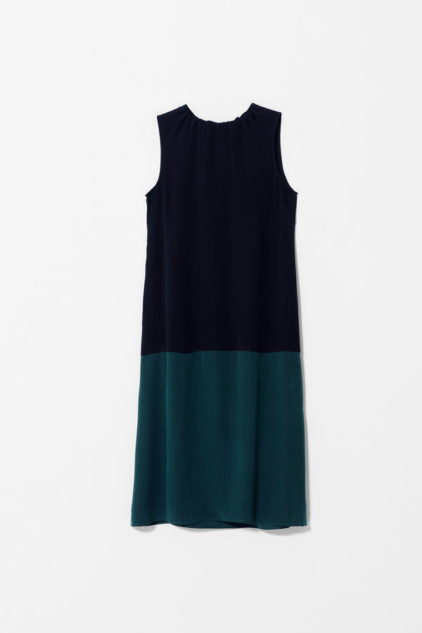 Molger Dress - Black/Forest