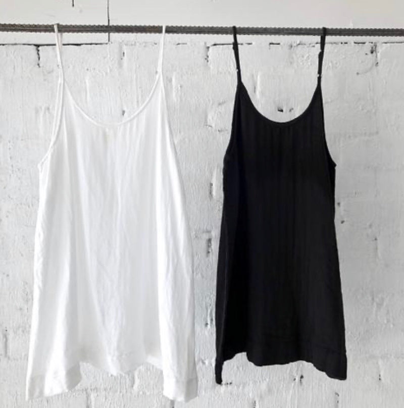 Cotton Camisole - White