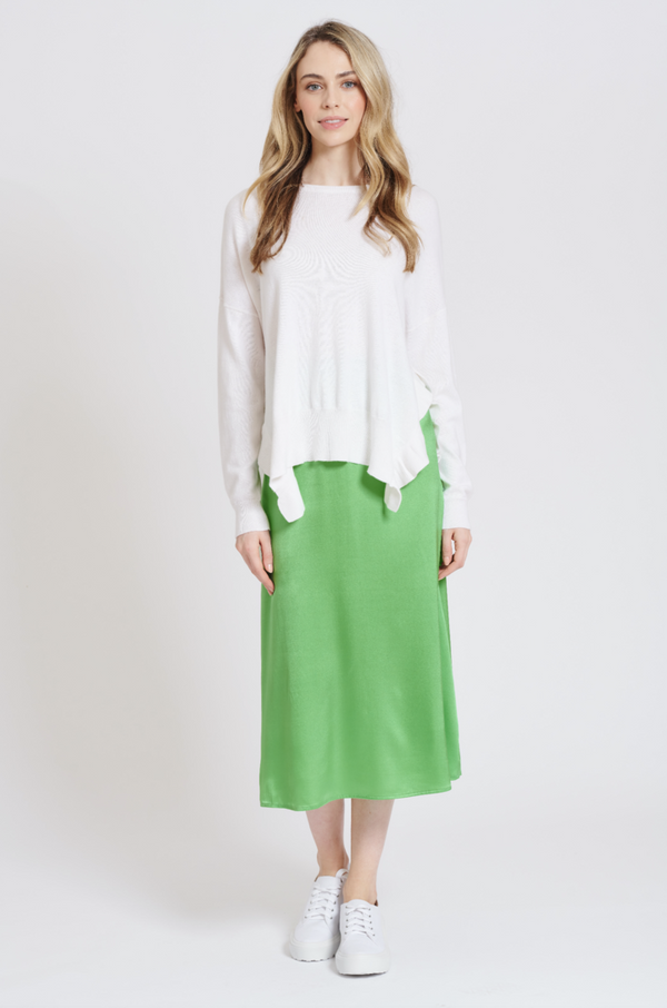 Silky Sundae Skirt - Spearmint