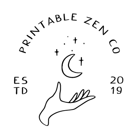 Printable Zen Co