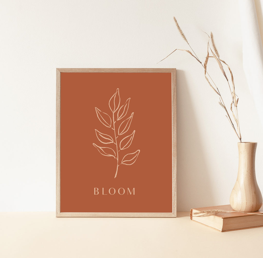 Bloom Print-Printable Zen Co