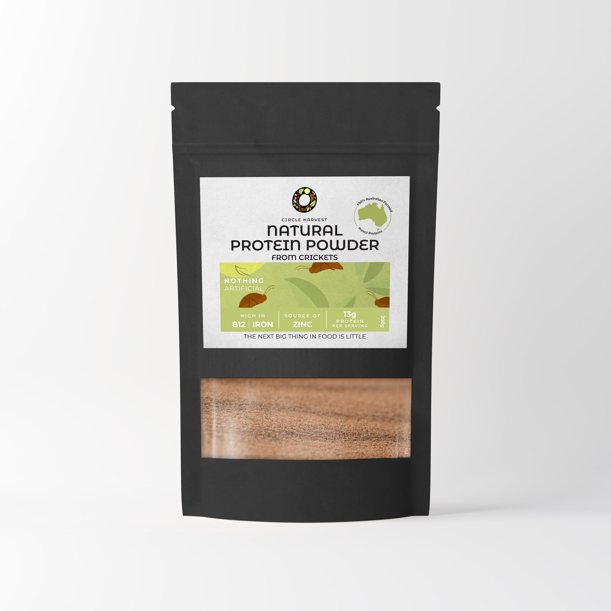 Cricket Protein Powder 200g