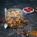 Load image into Gallery viewer, High Protein Almond Granola with Cricket powder