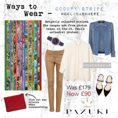 AW13 - Pazuki - Ways to Wear - Sale