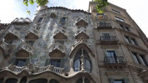 A Creative and Inspirational Trip to Barcelona