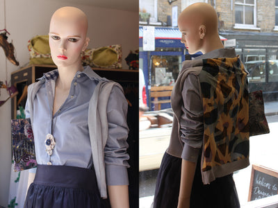 Katie's Saturday Selection - SS15 - Sunflower Cardigan