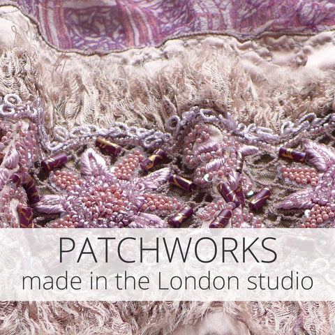 Pazuki | Bespoke - Patchwork Button