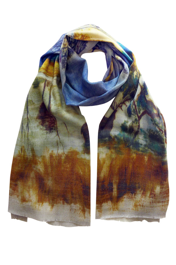 Richmond Park - (Thick Wool) Scarf
