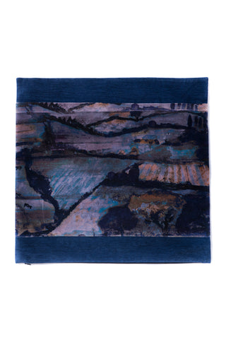 Landscape  - Patchwork Cushion