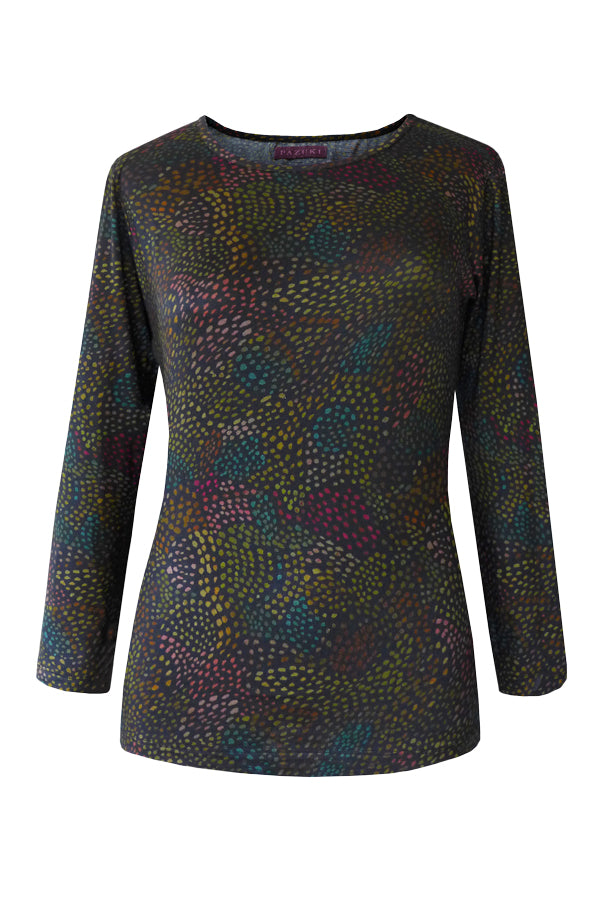 Spots - Jersey Long Sleeve Top