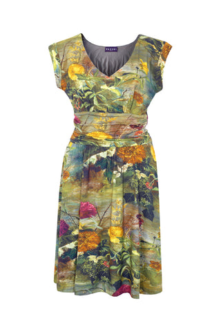 Paradiso Green - Jersey Dress